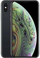 Apple iPhone XS 256GB (Ohne Simlock) Space Grau NEU OVP MT9H2ZD/A EU