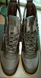 [367177-01] Mens Puma x XO Parallel Tactical Boots - Black