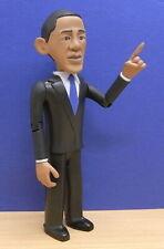 Barack Obama action figure / Jailbreak Toys 2007