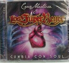 CRUZ MARTINEZ Y LOS SUPER REYES - CUMBIA CON SOUL (2009 BRAND NEW CD)