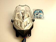 faro LED+intermitentes integrados TRIUMPH STREET TRIPLE 675 13 14 15 16 BLANCO
