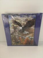 Bits And Pieces - 1000 Piece Jigsaw Puzzle - Eagle Valley - 1999 - NEW