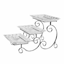 Wedding Cake Stand Tray 3 Tier Server Display Rack Desserts Buffet Party Crystal