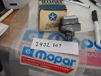 NOS MOPAR 1969-71 B/C WIND SHIELD WASHER SWITCH-GTX FURY ROADRUNNER CORONET