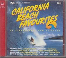 California Beach Favourites (1993, Columbia) David Hasselhoff, Bobby [CD DOPPIO]