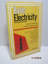 Basic Electricity, Revised Edition, Volume 5 by Van Valkenburgh, Nooger & Nevill