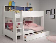 Etagenbett Knuth Kiefer Massiv 90x200 Weiß Lackiert Neu : Etagenbett in bettgestelle ohne matratze günstig kaufen ebay