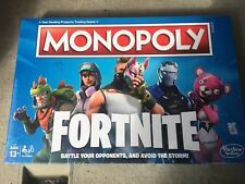 Monopoly Fortnite Edition Board Game In Hand Ships Now