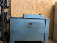 New listing lockformer machine 16 ga 7 station with hemming and standing seam rolls 230v