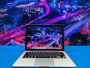"""13"""" Apple MacBook Pro RETINA OS-2020 i5 3.10Ghz 8GB 500GB SSD - 3 YEAR WARRANTY"""