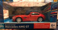 Carousel Remote Control Mercedes-AMG GT, Dream Car 1:24 RC Super Car. Bnib