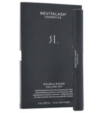 RevitaLash Doppelenden Volumen Set Wimperntusche 5 ML + Volumen Primer 2.5ML