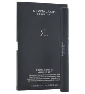 REVITALASH DOUBLE-ENDED VOLUME SET MASCARA 5 ml + VOLUMIZING PRIMER 2.5ML