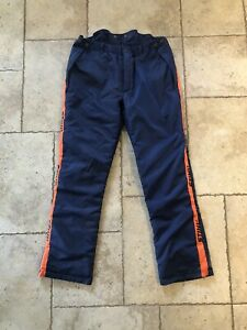Stihl Chainsaw Safety Trousers Size M