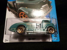 Hw Hot Wheels 2015 Hw City #9/250 Mig Rig Hotwheels Green Vhtf Rare