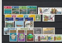 New Zealand Mint Never Hinged Stamps  ref 23127