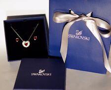 Daniel Swarovski Herz Anhänger mit Geschenkverpackung