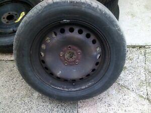 Mondeo mk4 Steel wheel & 215/55/16 Tyre, 5x108, Full size, 07 - 14