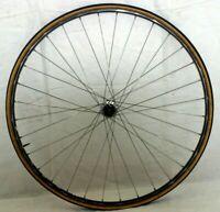 Shimano Tri-Color 600 Tubular Rear Wheel Mavic Cronometro GL330 125OLW Charity!