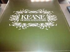 Keane-Hopes and Fears-LP VINYLE // NOUVEAU & NEUF dans sa boîte // GATEFOLD // 2017 REISSUE