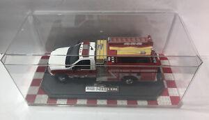 MATCHBOX COLLECTIBLES  1/24 MIDDLETOWN PUMPER CO 1999 F-SERIES KME FIRE TRUCK