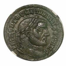 Roman AE of Diocletian (AD284-305) NGC (XF)