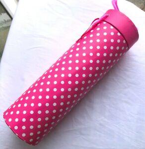 Pink Polka Dot Bottle Gift Box - All Proceeds to MacMillan
