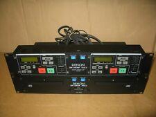DENON DN-2000F MKII twin DJ CD deck and RC35 MKII controller kit / PERFECT