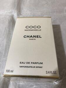Chanel Coco Mademoiselle 100ml Eau De Parfum Spray Sealed 100% Genuine