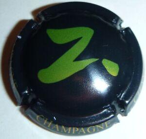 Capsule de Champagne: Extra New !!!  GOUTORBE Henri , Cuvée Z , cuvée Zang