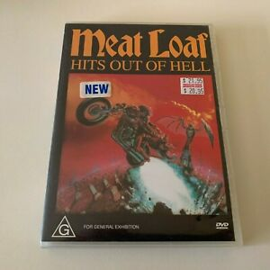 Meat Loaf   Hits Out Of Hell DVD