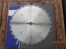Hm/ Widia Mount Circular Saw Blade 400x 30 Z=28 Blueline by Ake Screwed Down
