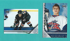 2005-06 Upper Deck Hockey Cards - You Pick To Complete Your Set