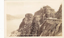 Vintage Postcard Rppc Inspiration Point Columbia River Highway real photo unused