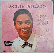 JACKIE WILSON ♫ A WOMAN A LOVER A FRIEND ♫ 1960 MONO T1/T1 MATRIX BL-54059