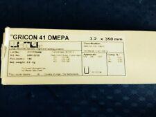 Schweißelektrode Elektrode Stabelektrode Gricon 41 / 3,2 x 350