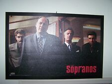 The Sopranos Painting