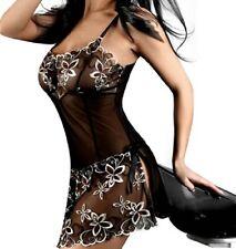 Sexy Fine Lingerie Plus Size Nightwear/underwear Babydoll Sleepwear Hot 6206