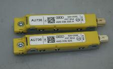 Audi Q7 4M 2x Amplificateur d'antenne Arrière 4M0035225 4M0035225A Original 4383