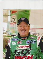 JOHN FORCE 16X CHAMP STOPPING FOR A PHOTO OP,HAND SIGNED IN BLACK,ORIGINAL!