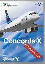 Concorde X for Flight Simulator X