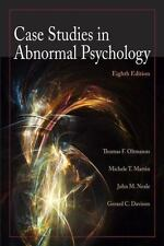 Case Studies in Abnormal Psychology-ExLibrary