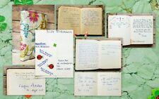 1935-65 Doderer Mehring Tergit verschiedene Inder u.a.Poesiealbum Wichmann