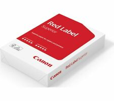 More details for canon red label superior a4 matte paper - 500 sheets - currys