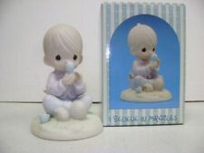 """Precious Moments 1987 Suspended Figurine """"I Believe In Miracles"""""""