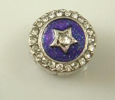 DIY European Silver CZ Charm Beads Fit sterling 925 Necklace Bracelet Chain st55