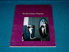 The YALE LITERARY MAGAZINE : Vol. 150 No. 3 @ Review 1983