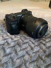 Sony Alpha a6400 24.2MP Digital Camera - Black (Bundle with 18-135mm Zoom Lens)