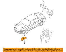 AUDI OEM 05-09 A4 Quattro-Tire Pressure Sensor 7PP907275F