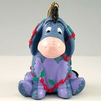 Disney Winnie The Pooh Ornament Christmas Tree 58 Eeyore Tangled Garland New NIB